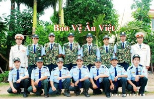Benefits from using Au Viet Company's security services
