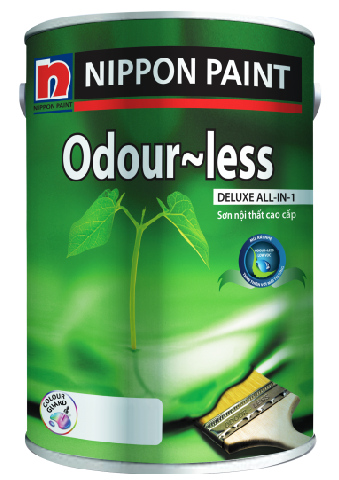 SƠN ODOUR-LESS DELUXE ALL-IN-1 18L