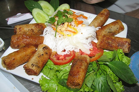 Special food in Viet Nam