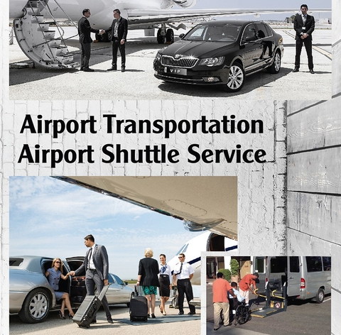 Airport Transportation - Airport Shuttle Service