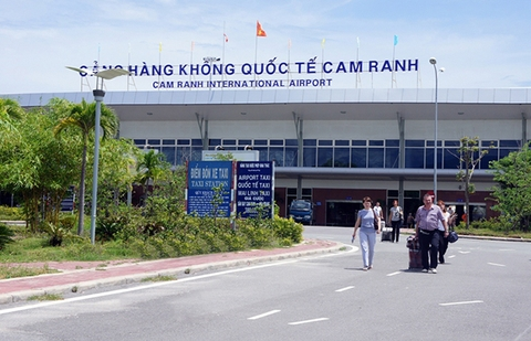 Airport Advertising in Cam Ranh Airport