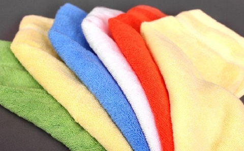 Jaquard towels - 01