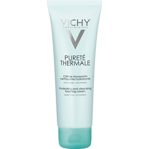 SRM Vichy Pureté Thermale Hydrating And Cleansing Foamin Cream