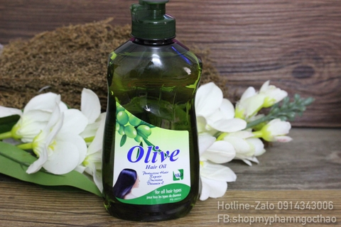 Dầu Olive Hair Oil