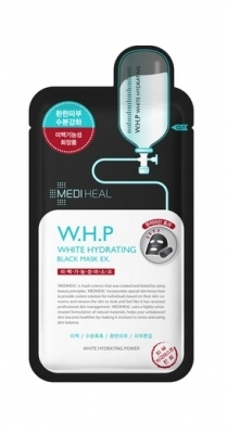 Mặt nạ MediHeal W.H.P White Hydrating Black Mask