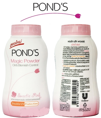 Phấn phủ bột Pond's Magic Powder