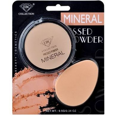 Phấn nền EBC Mineral Pressed Powder With Puff