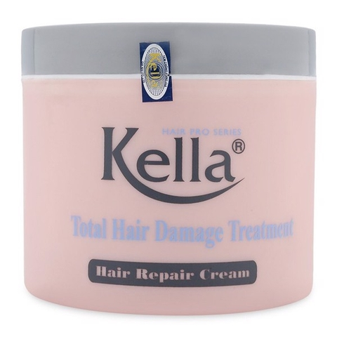 Kem ủ tóc Kella New Total Hair Damage Treatment