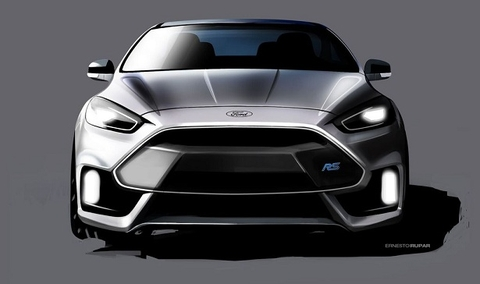 Ford Forcus 2016