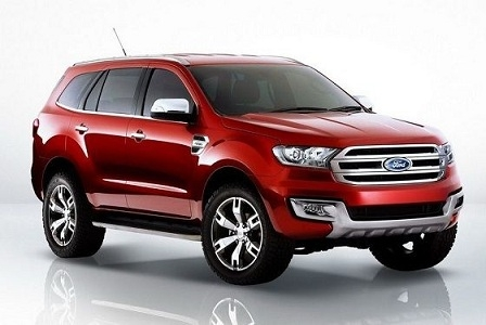 Ford Everest 2.0 Titanium 4x2 AT