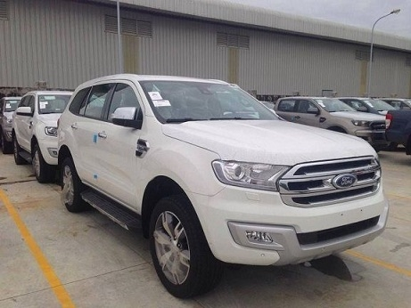 Ford everest 2016 - http://haiphongford.vn/