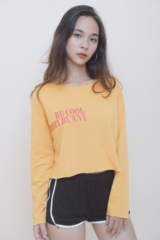 Be Cool Honey Bunny Sweatshirt