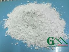 Limestone powder making wall putty
