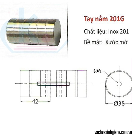 Tay nắm 201G