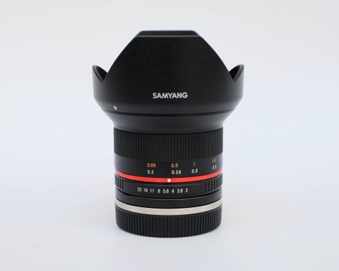 Samyang 12mm F2.0 for Fuji X (Crop) |