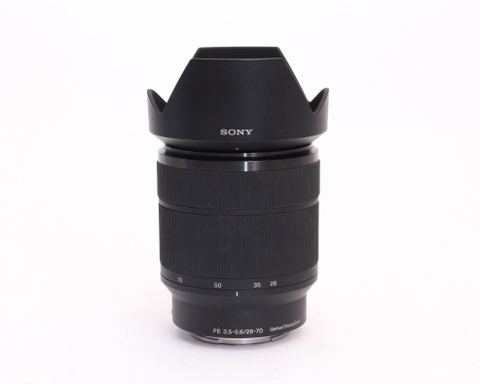 Sony Emount 28-70mm 3.5-5.6