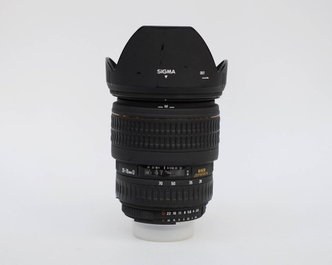 Sigma 28-70mm 1:2.8 DF EX Aspherical For Nikon