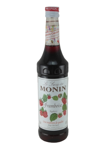 Syrup Monin Raspberry 700ml