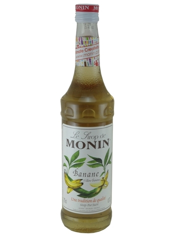 Syrup Monin Banana 700ml