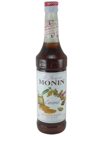 Syrup Monin Caramel 700ml