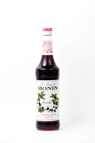 Syrup Monin Blueberry 700ml