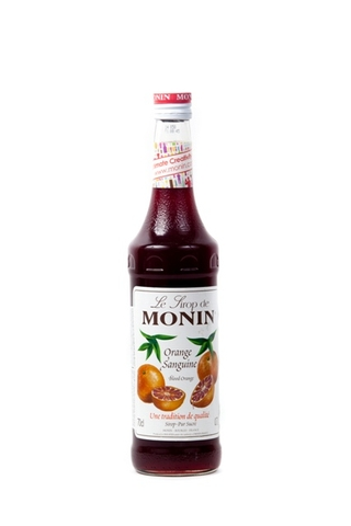 Syrup Monin Blood Orange.