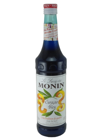 Syrup Monin Curacao 700ml