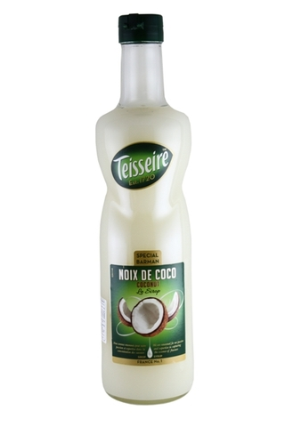 Syrup Teisseire Coconut 700ml