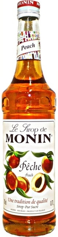 Syrup Monin Peach 700ml