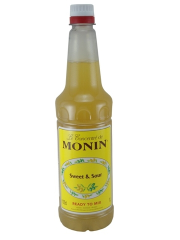 Monin Sweet & Sour