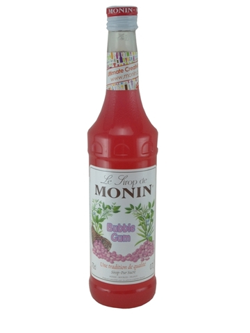 Syrup Monin Bubble Gum 700ml