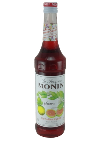 Syrup Monin Guava 700ml