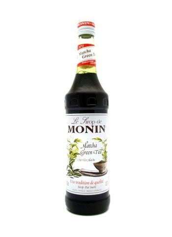 Syrup Monin Green Tea 700ml