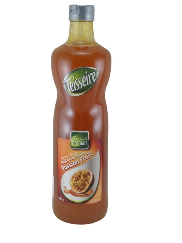 Syrup Teisseire Passion 1L