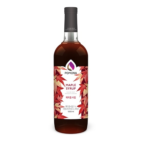 Pomona Maple Syrup 1000ml – Siro Lá Phong