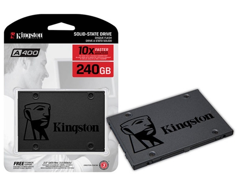 Ổ cứng SSD Kingston 240Gb A400