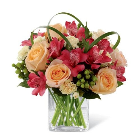 All Aglow Bouquet by Better Homes and Gardens-SF109