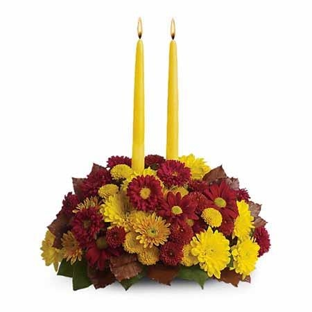 Harvest Happiness Centerpiece - T168-2