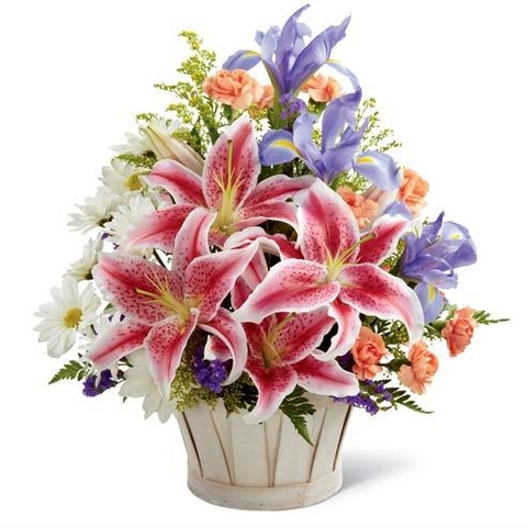 Graceful Wonder Bouquet - SF104