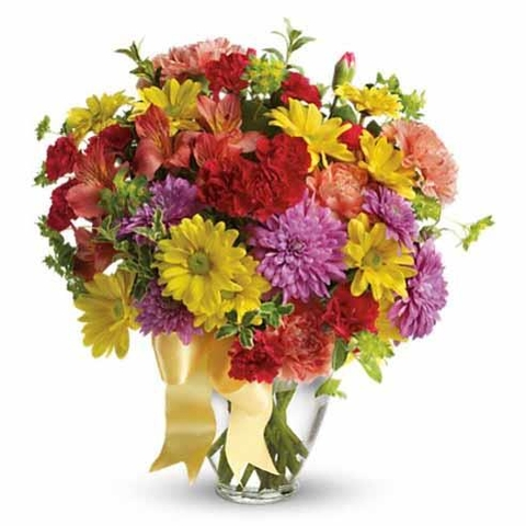 Color Me Yours Mixed Bouquet - SF110
