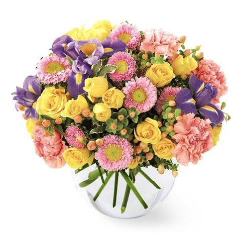 Vibrant Dreams Bouquet - SF105