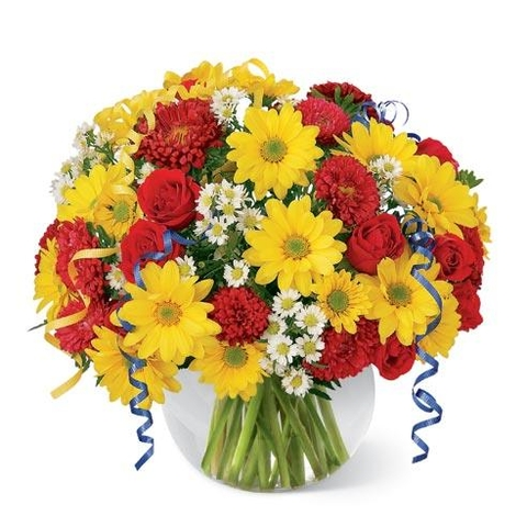 Stunning Joy Bouquet - SF-164