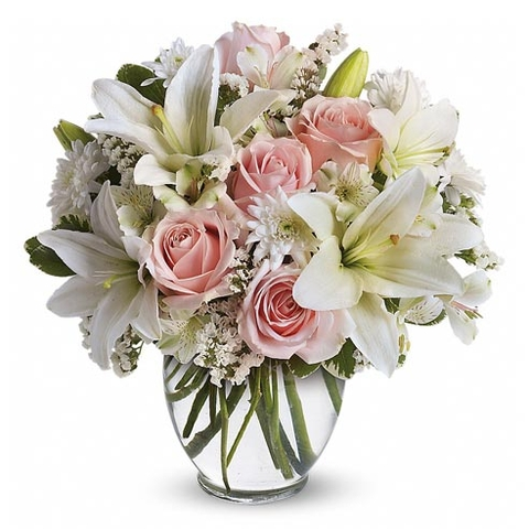 Pure Bliss Pastel Bouquet - SF111