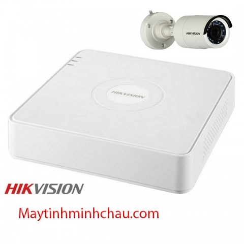 BỘ 1 CAMERA 2.0 DS-2CE16D0T-IR
