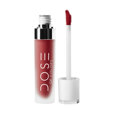 SON DOSE OF COLORS MATTE LIQUID LIPSTICK - MÀU BRICK