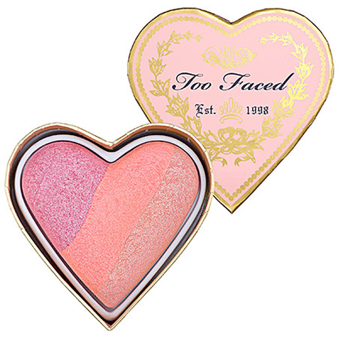 PHẤN MÁ TOO FACED SWEETHEARTS PERFECT FLUSH BLUSH - MÀU CANDY GLOW