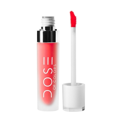 SON DOSE OF COLORS  MATTE LIQUID LIPSTICK - MÀU CORAL CRUSH