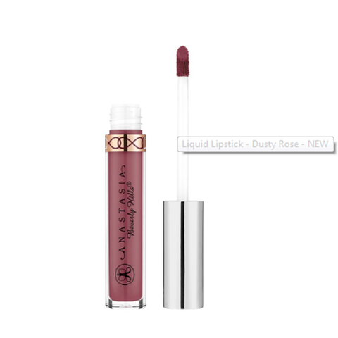 SON ANASTASIA BEVERLY HILLS LIQUID LIPSTICK - MÀU DUSTY ROSE