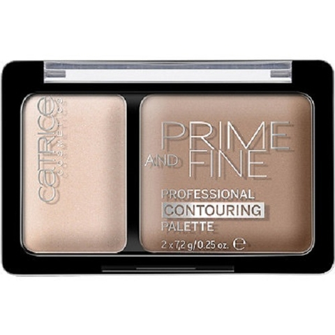 PHẤN TẠO KHÔI HIGHLIGHT PRIME & FINE PROFESSIONAL CONTOURING PALETTE