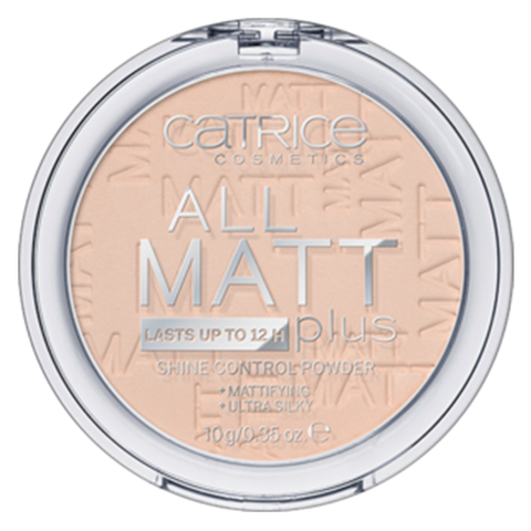 PHẤN PHỦ NÉN CATRICE ALL MATT SHINE CONTROL POWDER
